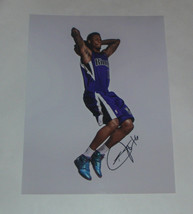 Ben McLemore Signed Sacramento Kings 11x14 Photo - £21.94 GBP