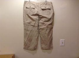 Eddie Bauer Ladies Casual Cropped Pants Sz 14 image 4