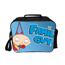 Family Guy Kid Adult Lunch Box Lunch Bag Picnic Bag A - $19.99