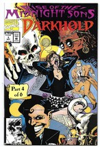 Darkhold Issue #1 Rise of the Midnight Sons NM Richard Case - Marvel 1992 - $4.99