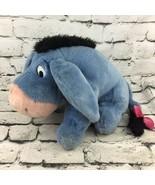 Applause Disney Winnie The Pooh Eeyore Plush Blue Donkey Stuffed Animal Toy - $19.79