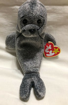 TY BEANIE BABY SLIPPERY, BIRTH DATE 1/17/1998, P.E. STYLE 4222 - NEW OLD... - $9.99