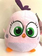"""6"""" Pink Angry Birds Hatchlings Plush Toy . Licensed. New - $15.99"""