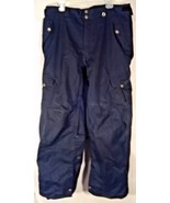 686 MEN'S SNOW PANTS SNOWBOARDING SKI WINTER RESERVED INFIDRY BLACK XL 3... - $69.99