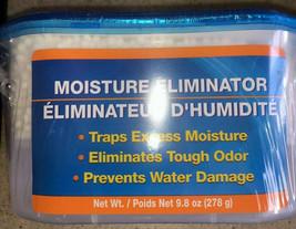 Moisture Odor Eliminator Absorbant Gun Safe Laundry Room Boat Bathroom C... - $4.50
