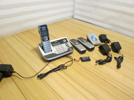 Uniden TRU8885 PowerMax 5.8 Ghz Answering System Lot, See Description - $25.82