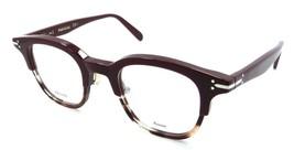 Celine Rx Eyeglasses Frames CL 41422 T6Y 46-23-145 Burgundy Beige Havana... - $133.28