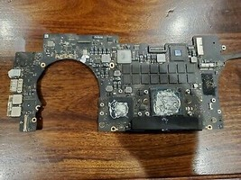 """MacBook Pro 15"""" A1398 Mid 2013 Logic Board w i7-4969HQ 2.6GHz AS-IS - $98.01"""