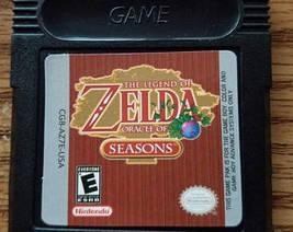Legend of Zelda - Oracle of Seasons Game Boy Color GBC Custom English - $14.00