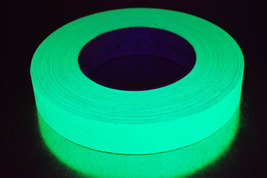 1 inch 50 yard uv yellow blacklight gaffer tape1 thumb200