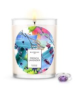 Kate Bissett Baubles French Lavender Scented Premium Candle and Jewelry ... - $26.72