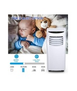 Portable 10000 BTU AC Unit Air Conditioner Dehumidifier Window Kit Progr... - $367.98