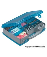 Plano Double-Sided Adjustable Tackle Organizer Large - Silver/Blue - $21.95