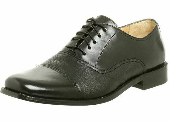 Primary image for Florsheim Men's Alistair Oxford, Black - Size 8.5D