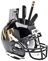 Wake Forest Demon Deacons NCAA Football Schutt Mini Helmet Desk Caddy - $21.95