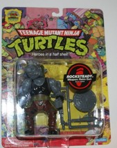 Playmates Teenage Mutant Ninja Turtles 1987 25th Anniversary Rocksteady ... - $55.94