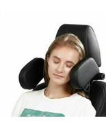 Car seat headrest neck support soft pillow adult child leather sleep kid... - $33.22+