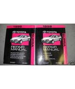 1998 TOYOTA SUPRA Service Shop Repair Workshop Manual Set OEM Factory  - $89.09
