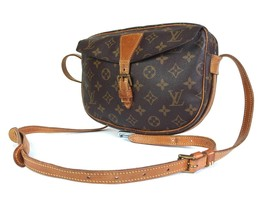 Auth LOUIS VUITTON Jeune Fille Monogram Canvas Cross-Body Shoulder Bag L... - $389.00