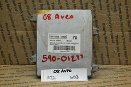 2008 Chevrolet Aveo Engine Control Unit ECU 96812049 Module 372-6D3 - $35.17