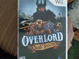 Nintendo Wii OverLord: Dark Legend image 1