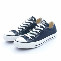 Converse All Star ox Chuck Taylor Damen Sneakers Blau Canvas M9697 - $87.78