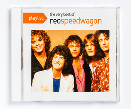 REO Speedwagon - The Very Best of REO Speedwagon - $6.00