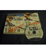 MLB 12: The Show (Sony PlayStation 3, 2012) - $4.15