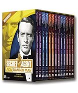 Secret Agent AKA Danger Man - 13X DVD Mega-Set ( Ex Cond.) - $186.80
