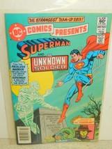 Vintage Dc COMIC- Superman & The Unknown Soldier NO.42- Feb. 1982- GOOD- L5 - $4.69