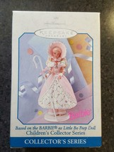 RARE 1998 HALLMARK BARBIE LITTLE BO PEEP CHILDREN'S COLLECTOR'S SERIES O... - $3.95
