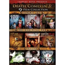 Death Comes in 3s (DVD, 2013, 2-Disc Set)
