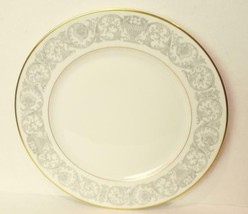 Rosenthal Florentine Dinner Plate AIDA Germany Classic Rose - $11.83
