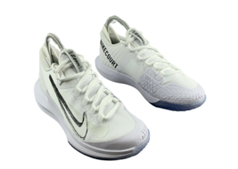 "Nike Court Air Zoom Zero HC AA8022-103 ""Smile"" White Tennis Shoes Women'... - $93.92"