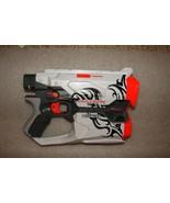 Nerf Vortex Diatron Dual Disc Blaster Gun Hasbro 2012 - $8.90