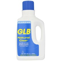 GLB 71410 Natural Clear Enzyme Clarifier Biodegradable Water Cleaner - $33.86