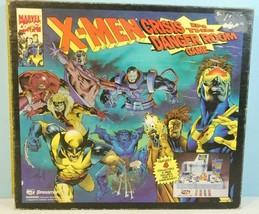 X-Men Crisis in the Danger Room Marvel Pressman Toys 1994 - $19.79