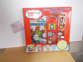 Read Look and Play 3 Book Set, Thomas the Train and Friends - $19.99