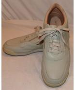 Rockport Prowalker Mens Walking Shoes 8 1/2 8.5 Beige Pro Walker Casual - $51.04