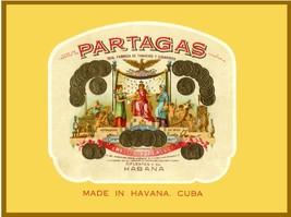 4726.Cuban cigars.partagas.real fabric de tabacos.POSTER.decor Home Offi... - $10.89+