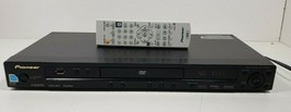 Pioneer DV-400V DVD HDMI Player with Remote. Tested image 1
