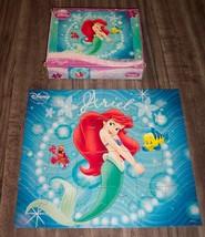 Walt Disney Princess CINDERELLA BELLE AURORA JIGSAW PUZZLE 63 Pieces Wit... - $12.38