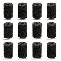 Pool Hose Tail scrubbers,12 Pack Tail Sweeps Scrubber Replacement High D... - $8.63