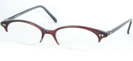 PRODESIGN DENMARK P2026 659012 BURGUNDY /OTHER VINTAGE EYEGLASSES FRAME ... - $59.39