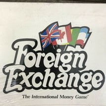 VTG Foreign Exchange Game The International Money Game New In Box By Tec... - $30.94