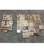 50 Stampin' Up - Kathy Davis - DOTS - Fun Stamps -  Rubber Stamps - $6.67