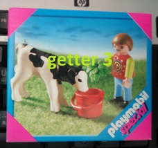 NEW Playmobil 4624 special Boy with calf MIB - $25.00