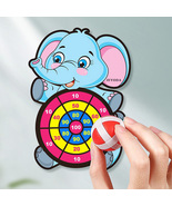 JEYODA Sticky ball dart board outdoor toy throwing toy - $15.99