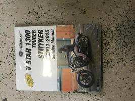 2011 2012 2013 2014 2015 Yamaha V 1300 Tourer Stryker Service Shop Repai... - $188.09