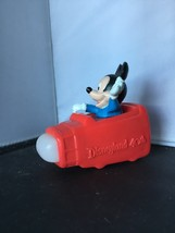 Disneyland 40th Anniversary Mickey Mouse Space Mountain Souvenir Viewer Disney D - $3.47